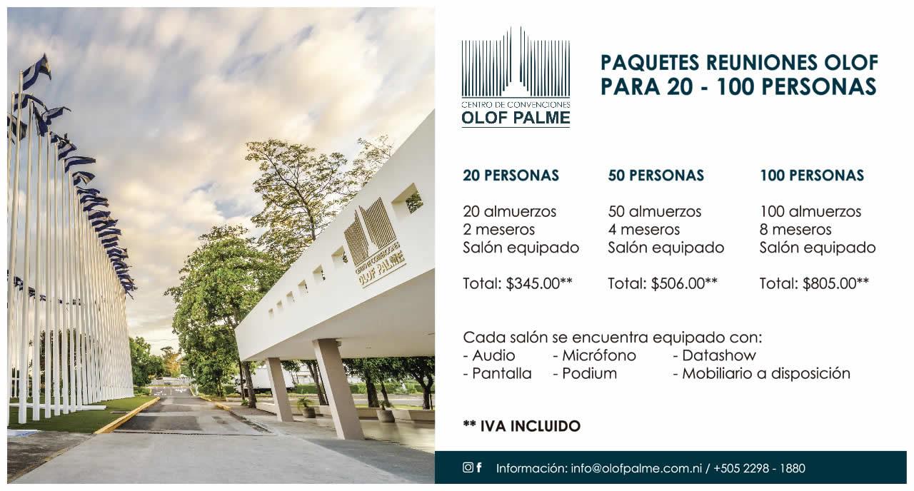 Centro de Convenciones Olof Palme