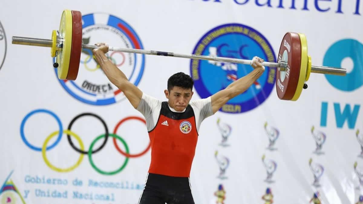 Nicaragua llega al Campeonato Panamericano de Levantamiento de Pesas