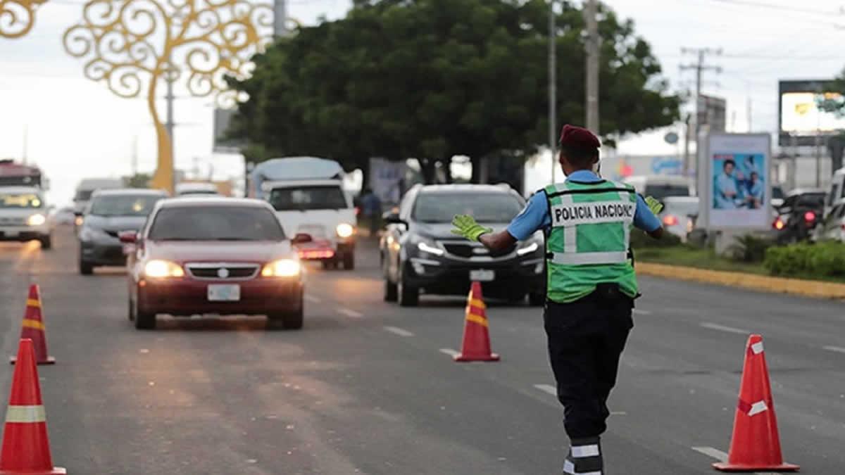 Nicaragua: 12 personas fallecieron en accidentes de tránsito durante la semana pasada