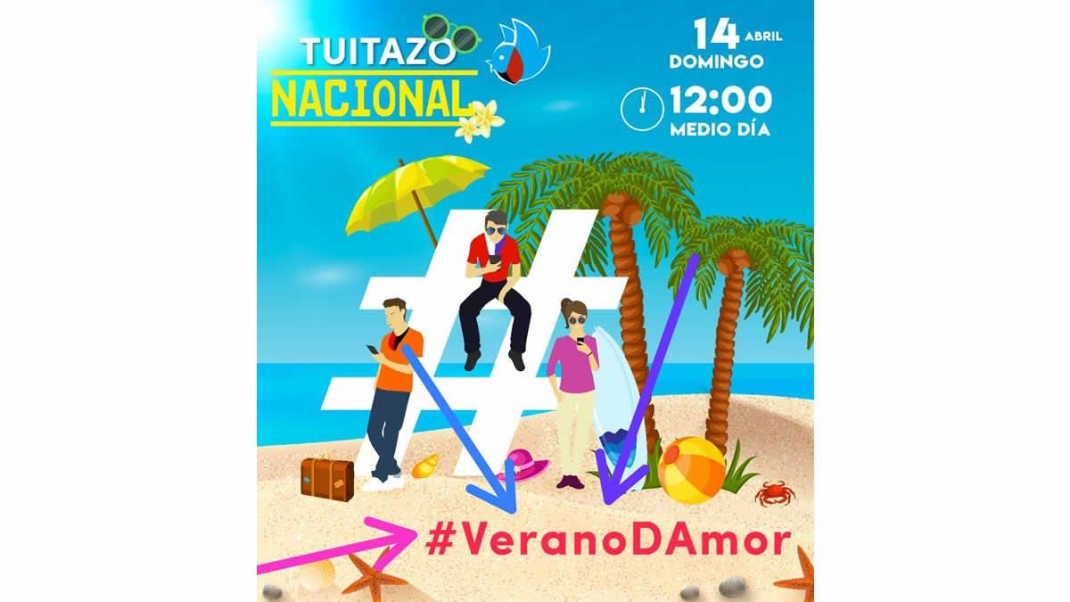Juventud Sandinista invita al gran tuitazo nacional #VeranoDAmor