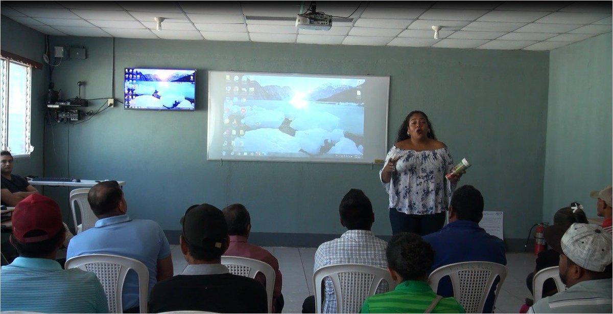 Productores de San Rafael del Sur con mejores herramientas técnicas
