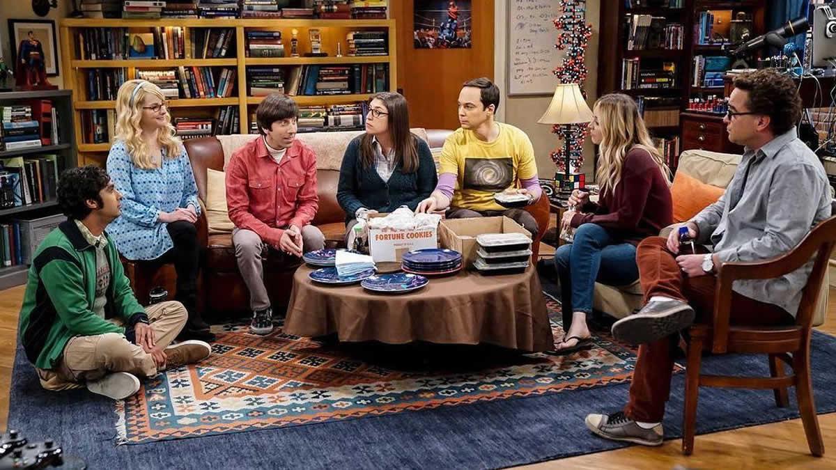 """El síndrome de Estocolmo cierra el trama del Tráiler final """"The Big Bang Theory"""""""