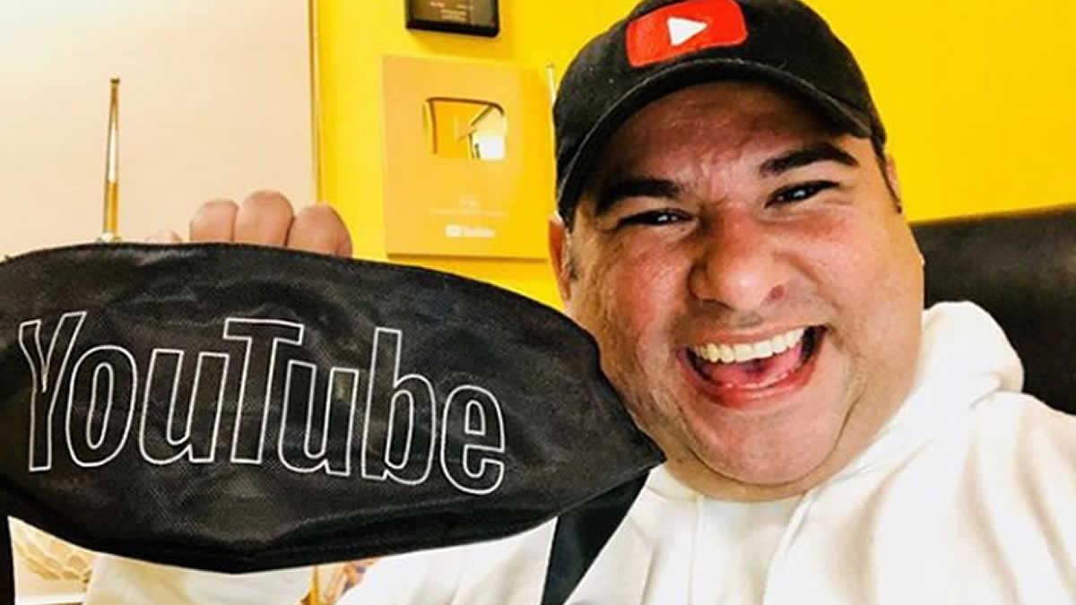 Influencer nica llegar a los 2 millones de seguidores en Youtube