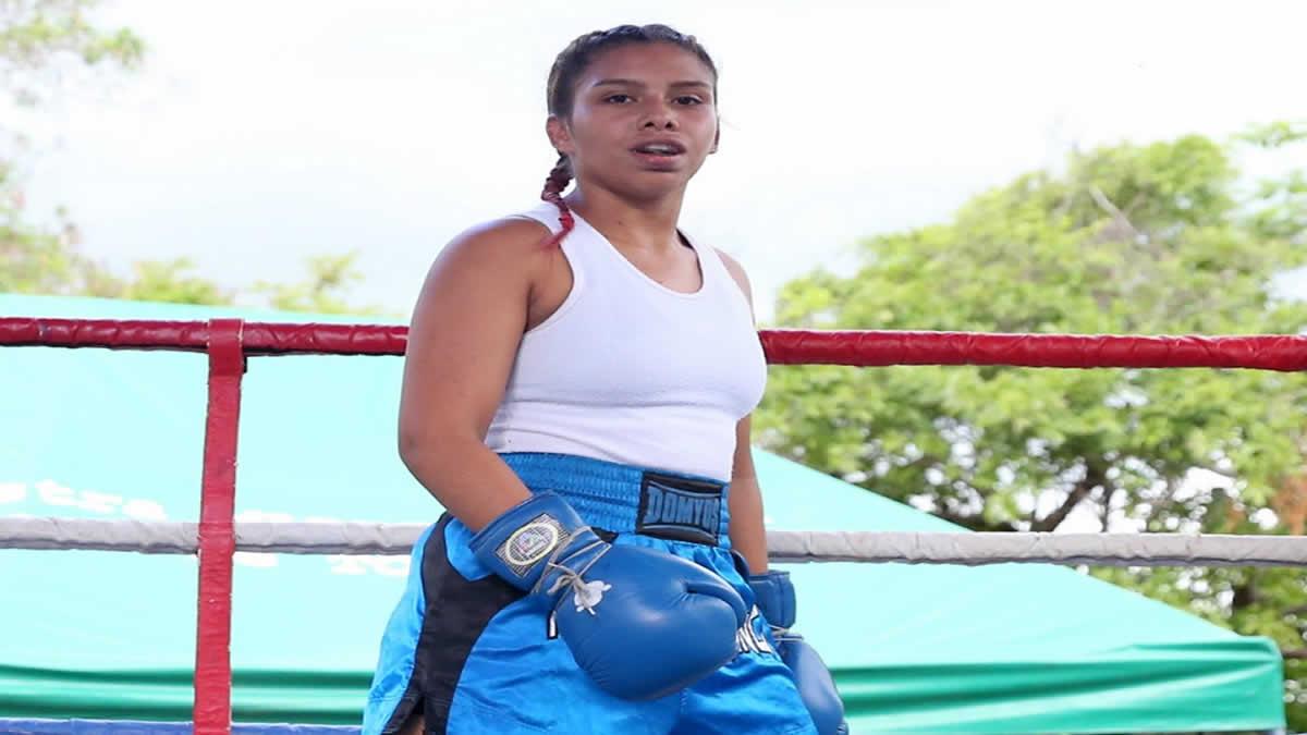 Instituto de Deportes lleva al Parque Nacional Volcán Masaya una Velada Boxística
