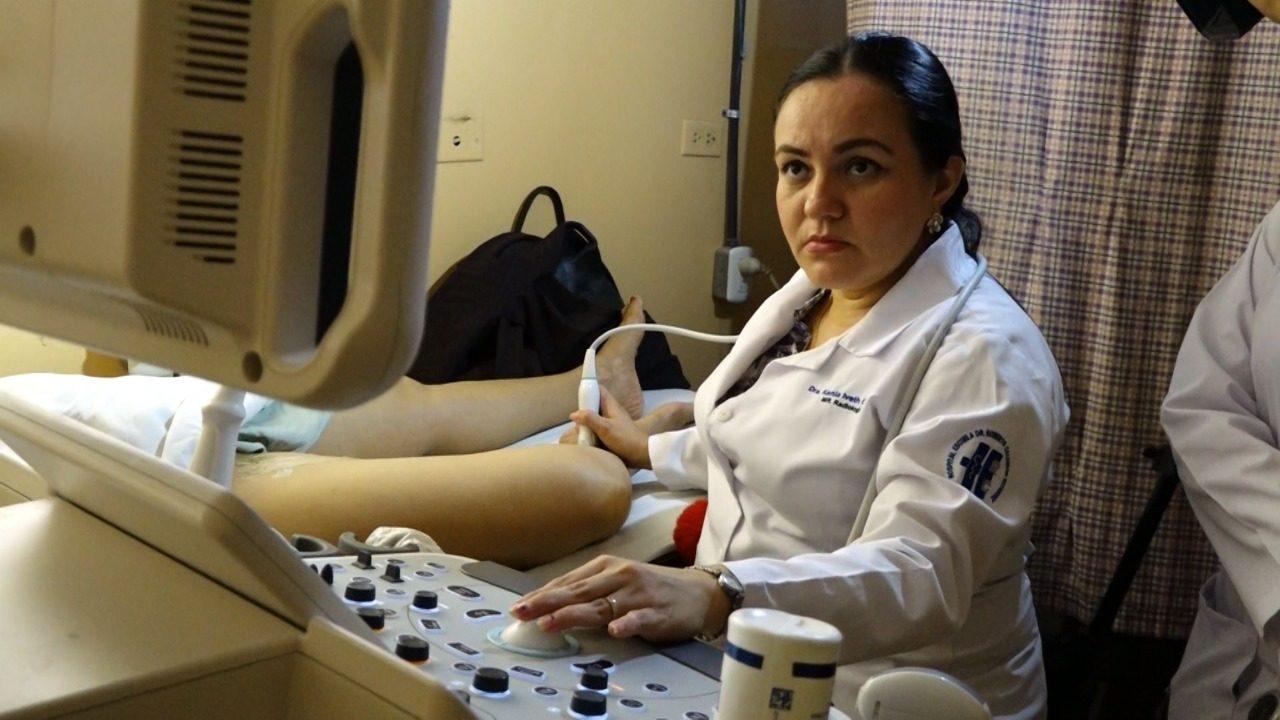 hospital manolo jornada ultrasonidos
