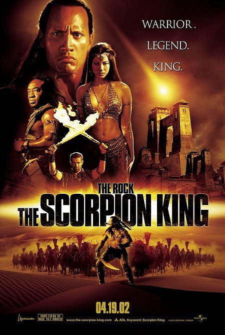 Cine del 13 - The Scorpion King