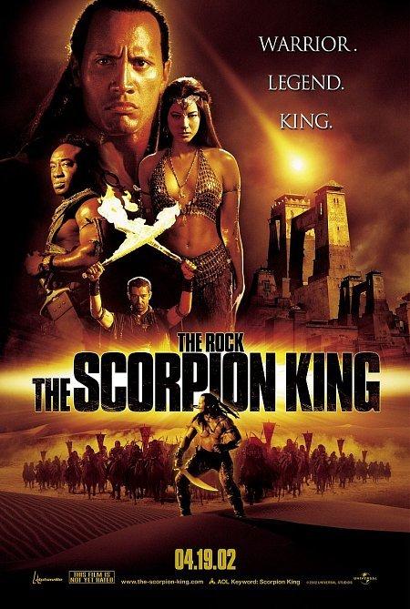 Cine del 13 - The Scorpion King
