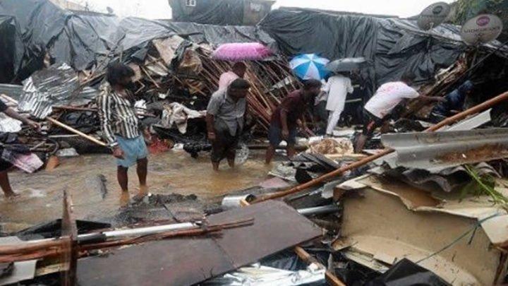 Inundaciones en la India dejan más de 62 mil afectados