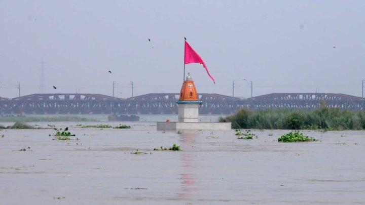 62 mil damnificados por torrenciales de lluvias en la India