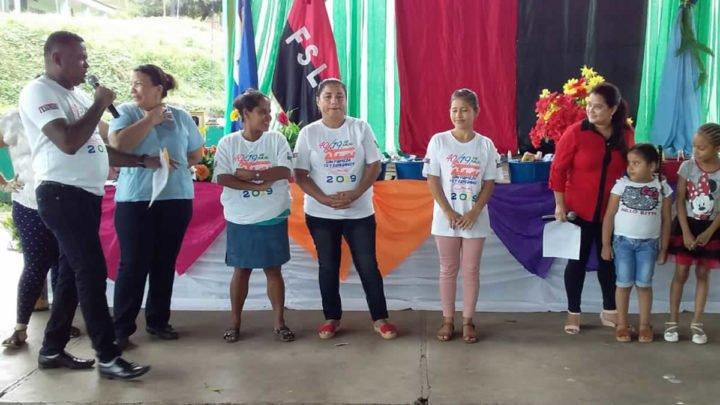 Barrios de Bluefields realizan Asamblea de Militantes Sandinistas