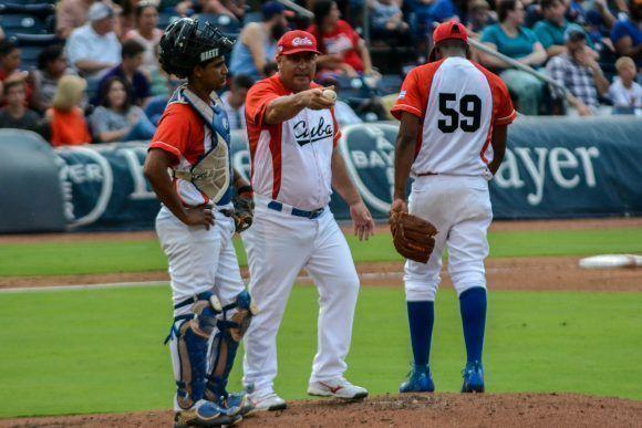 Cuba presenta el roster para el amistoso contra Nicaragua