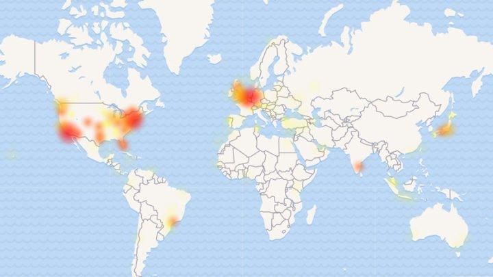 """""""Ha habido un fallo técnico"""", el mensaje de Twitter a sus usuarios"""