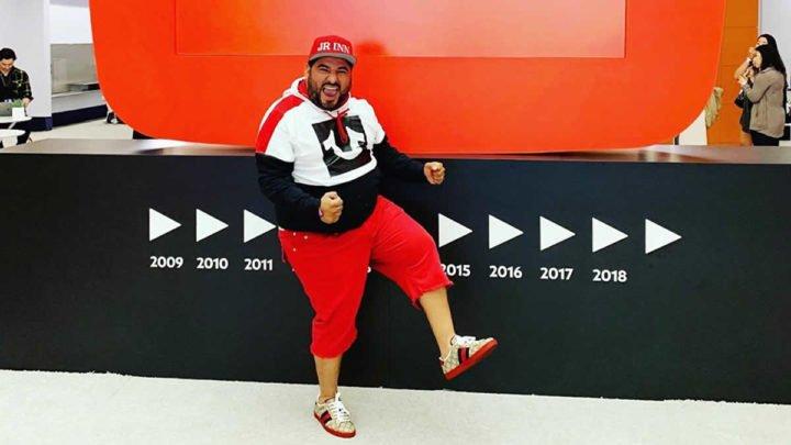 Destacan a JR INN como uno de los youtubers hispanos que más han crecido en la plataforma