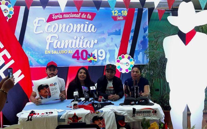 Parque de Ferias rendirá homenaje al 40 aniversario de la Revolución