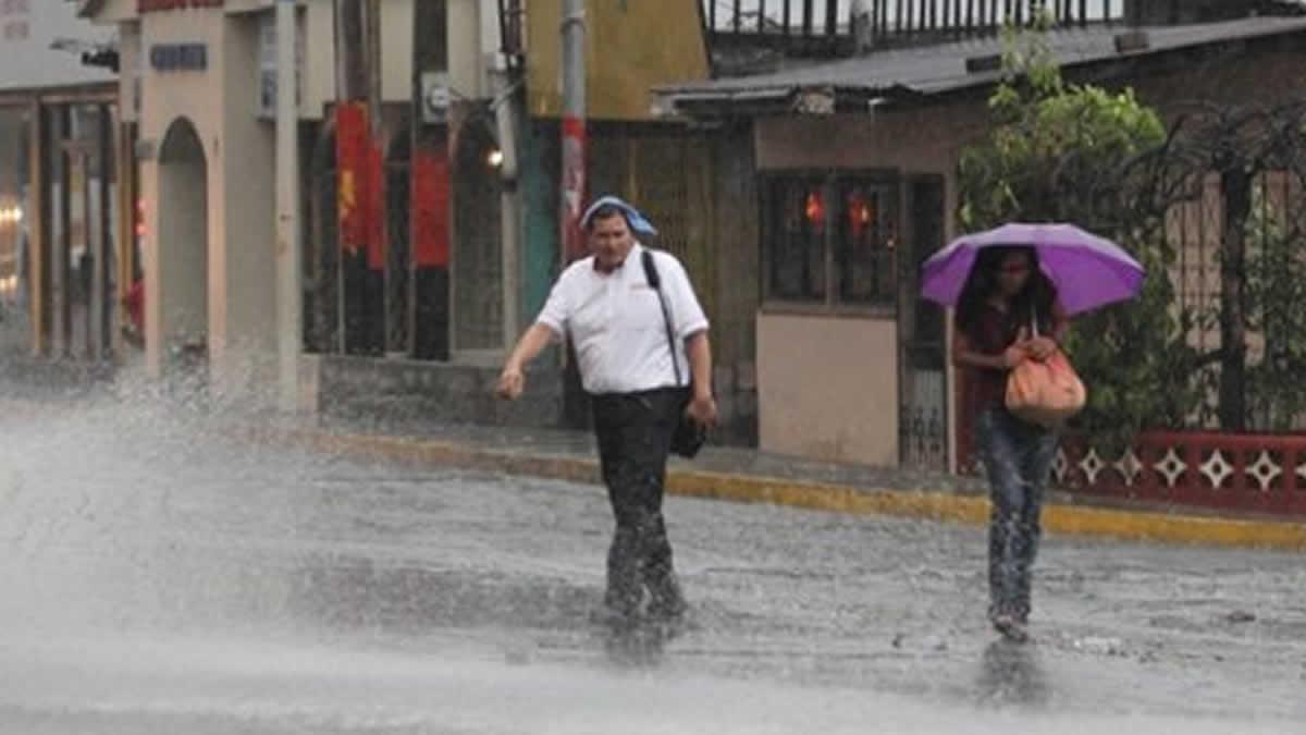 CODEPRED alerta a las familias boaqueñas ante la presencia de fuertes lluvias