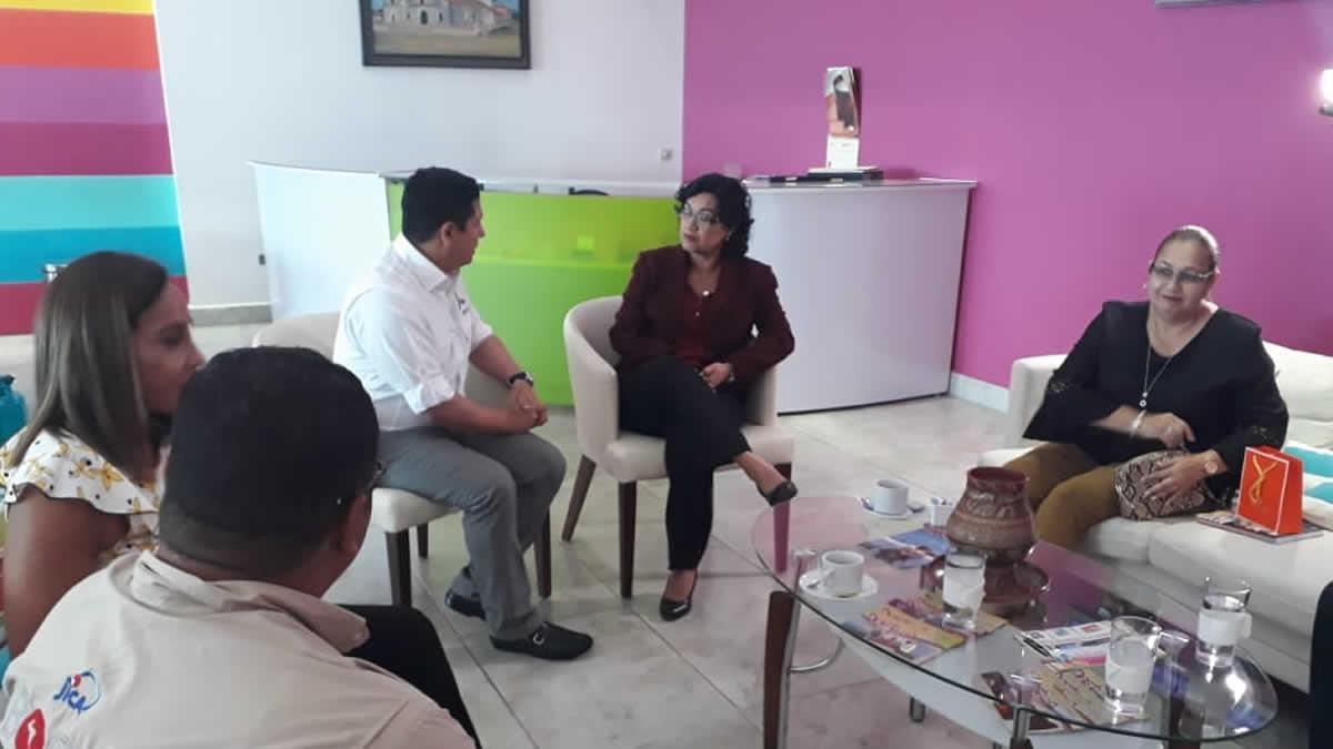 Delegación Hondureña aprende modelo de prevención contra el dengue en Nicaragua