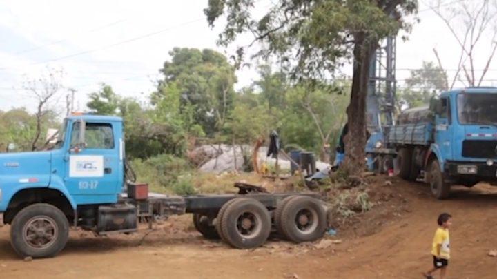 La Empresa Nicaragüense de Acueductos y Alcantarillados Sanitarios, ENACAL, presentó su informe semanal donde mejora los suministros de agua en los Pueblos Blancos.