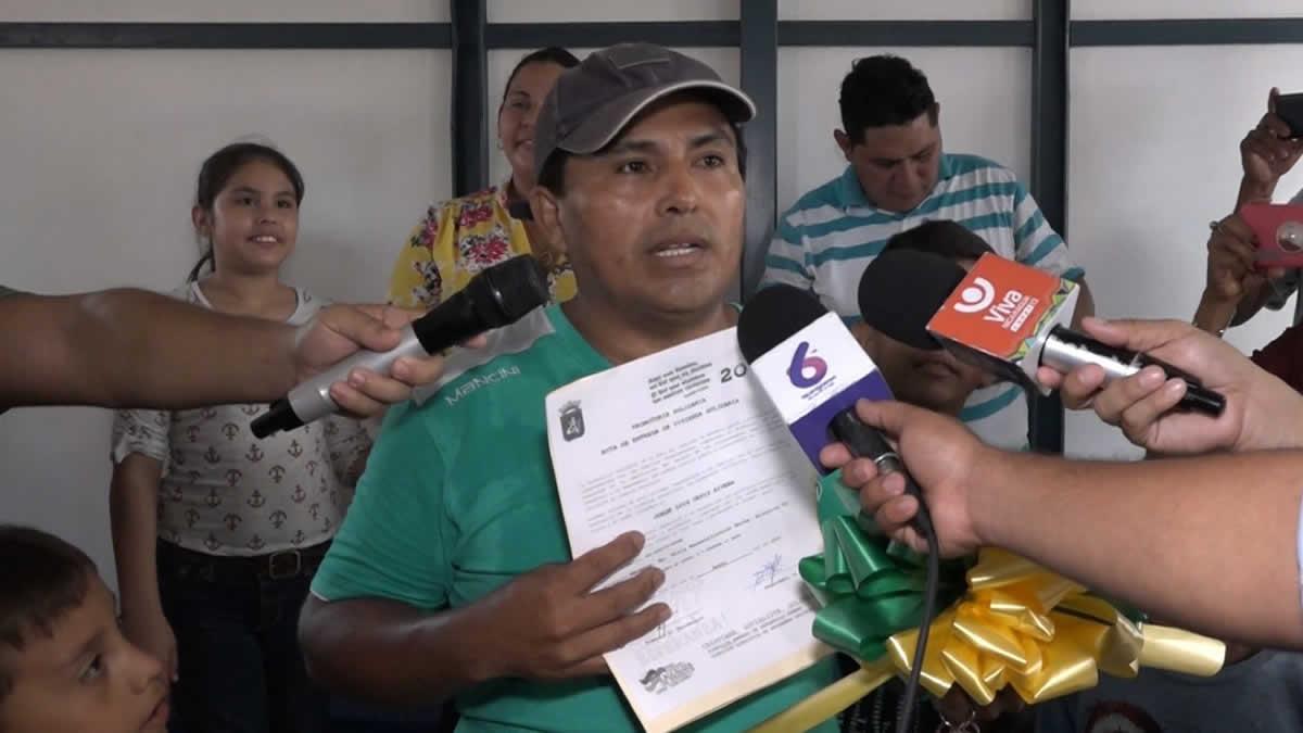 Entregan vivienda digna número 145 en Villa Reconciliación de Managua