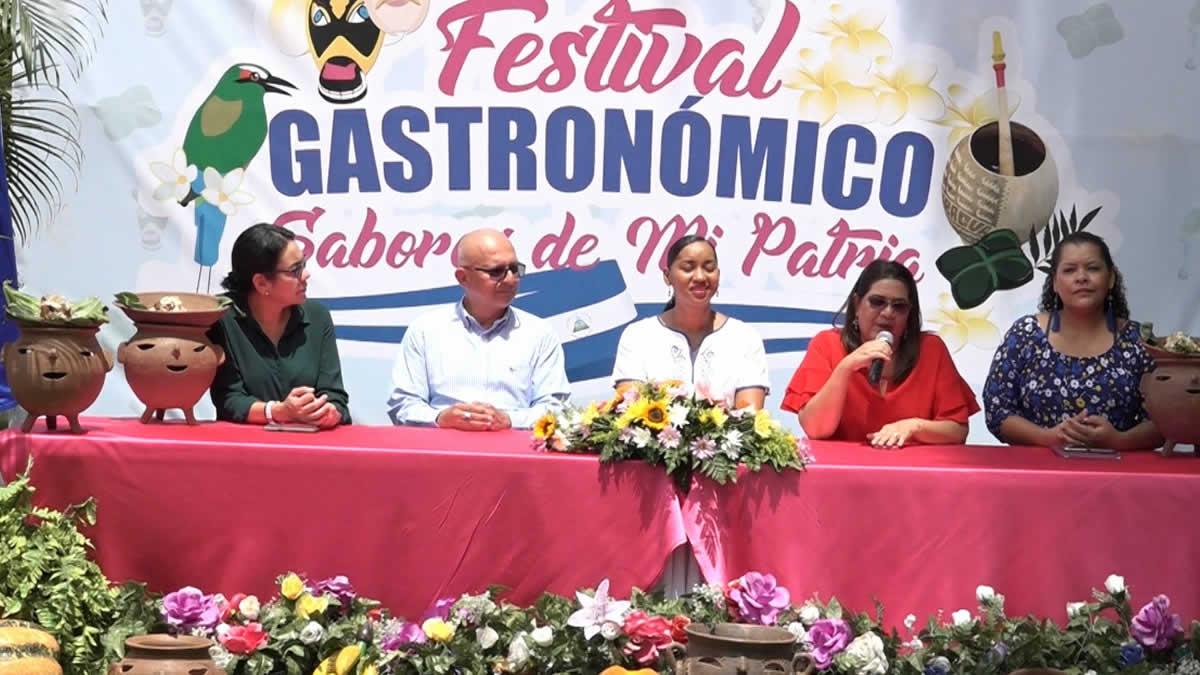"""INTUR comunica el  Festival Gastronómico """"Sabores de Mi Patria"""""""