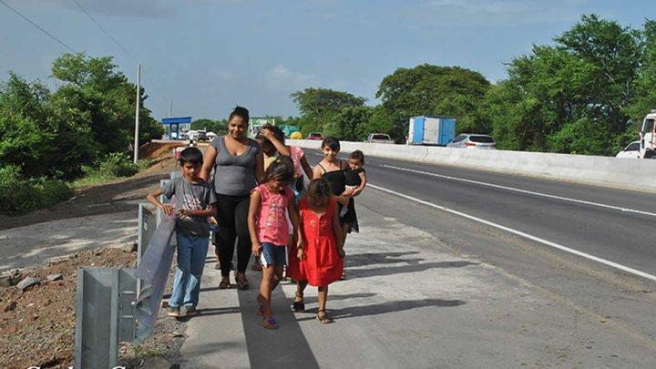MTI ampliación carretera panamericana