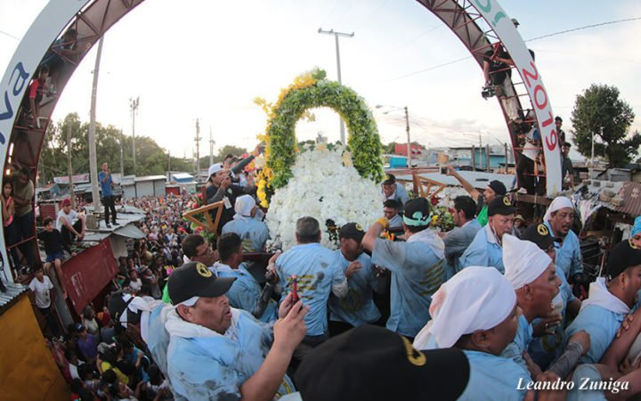 Parque Nacional de Ferias celebra a Santo Domingo de Guzmán
