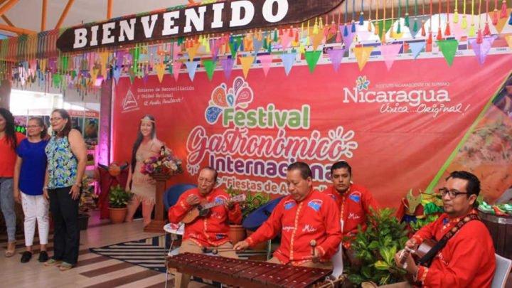 Tercer festival gastronómico fiestas