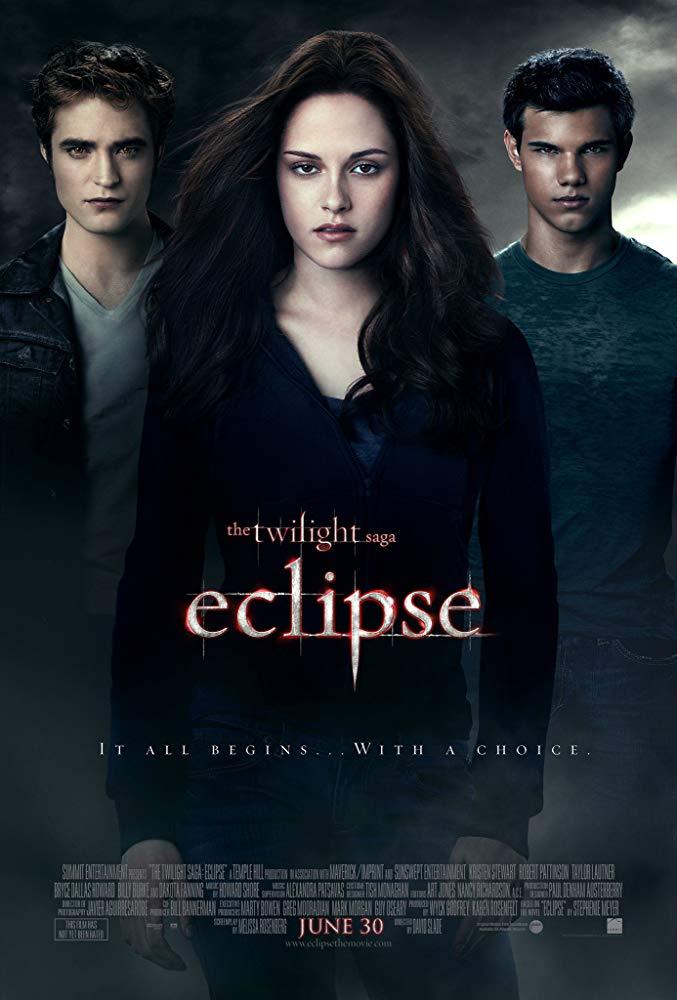Cine del 13 - The Twilight Saga: Eclipse