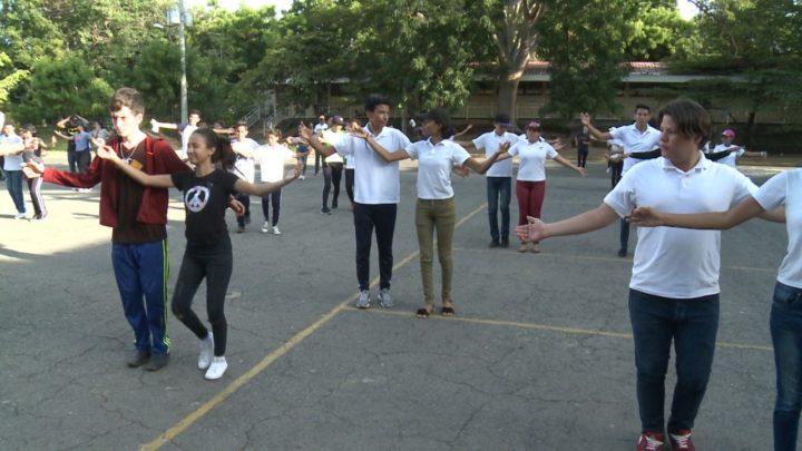 """Coreografía de """"Managua Linda Managua"""" deslumbrará en el desfile patrio"""