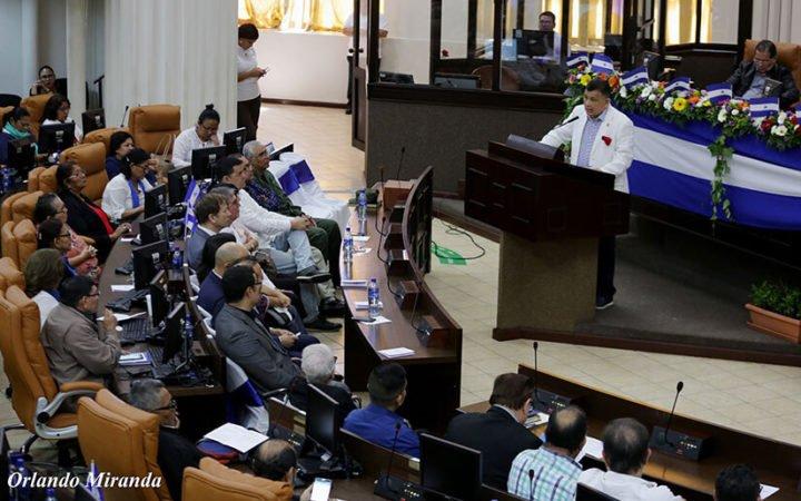 Asamblea Nacional conmemora Batalla de San Jacinto e Independencia