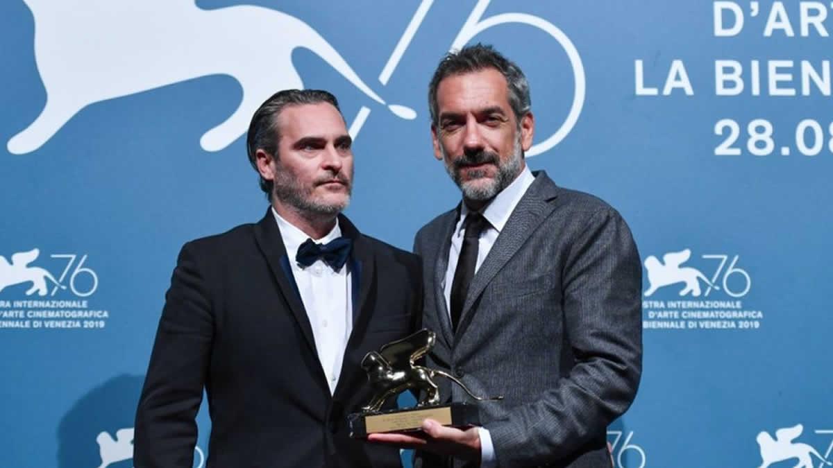 El León de Oro es entregado a Joker en el Festival de Cine de Venecia