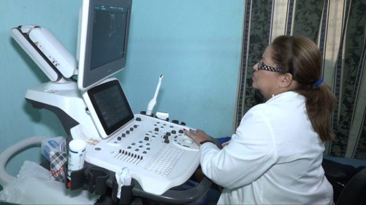 Hospital Manolo Morales realiza Jornada de Ultrasonido