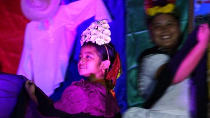 Masaya elige a su reina infantil en honor a San Jerónimo