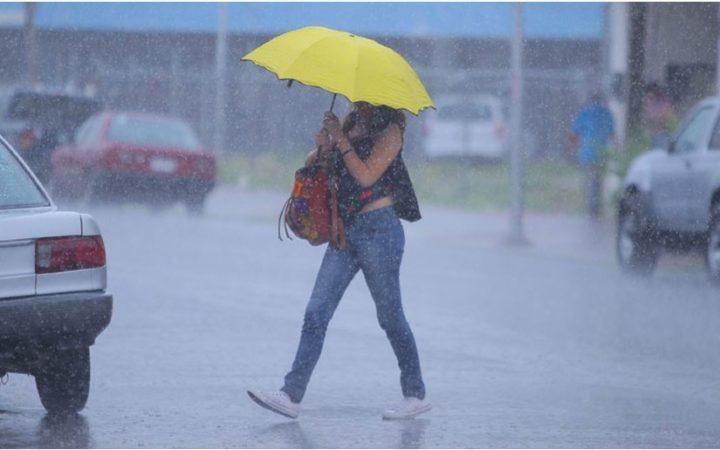 INETER informó que se espera lluvia los próximos días