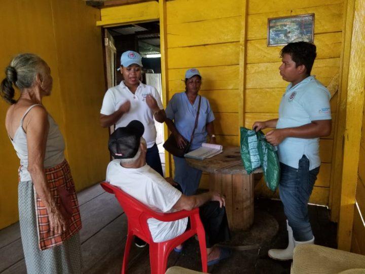 MINSA entrega más de 25 mil mosquiteros en el Caribe Sur