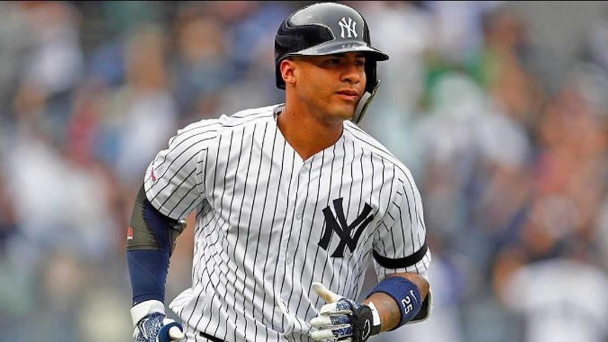 Gleyber Torres escribe historia junto a los Yankees en la Liga Americana