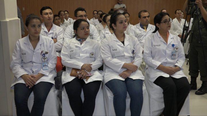 Hospital Militar realiza II Jornada de Esterilización Quirúrgica