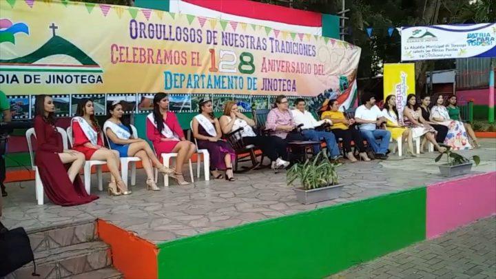 Jinotega prepara actividades para celebrar el 128 aniversario de ser elevada a ciudad
