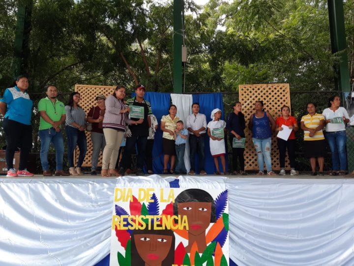 """Madriz realiza Feria """"Nuestro Orgullo Nacional"""" en celebración a la Resistencia Indígena"""