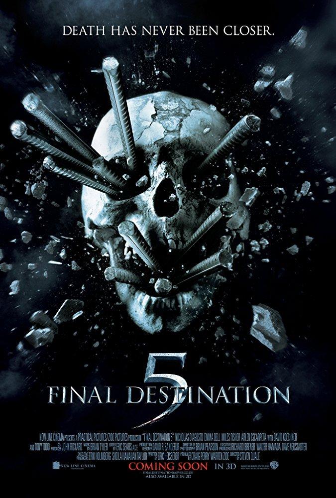 Cine del 13 - Final Destination 5