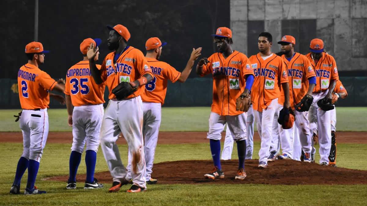 Gigantes de Rivas tiene un sólido equipo para la Liga de Béisbol
