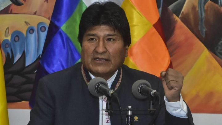 Líderes de América Latina se pronuncian en repudio al Golpe de Estado en Bolivia