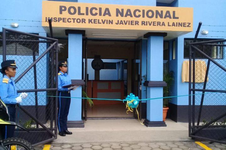 Nueva estación policial en Pantasma fortalecerá la seguridad del municipio