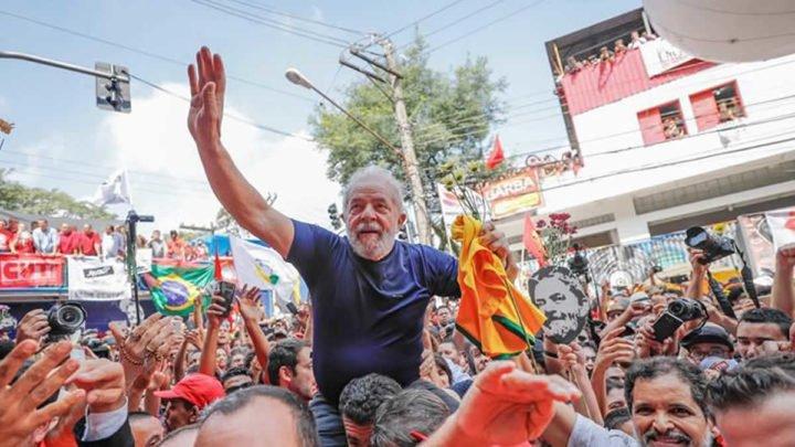 Exigen la inmediata liberación de Lula tras fallo de la corte en Brasil