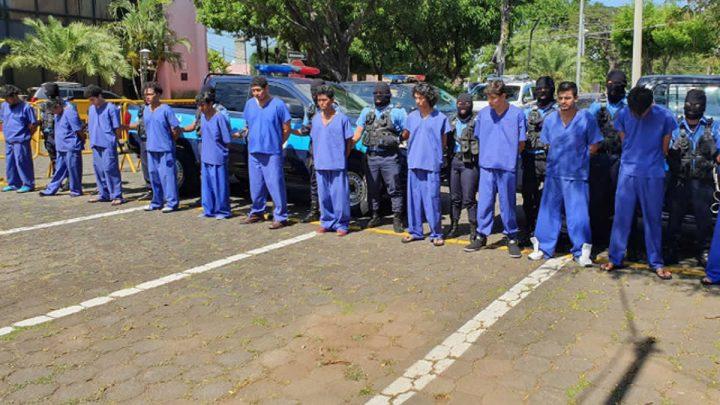 Policía captura a 58 delincuentes que causaban el terror en las familias