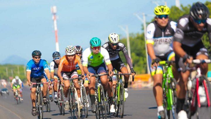 Ciclistas nacionales y extranjeros promueven hábitos saludables