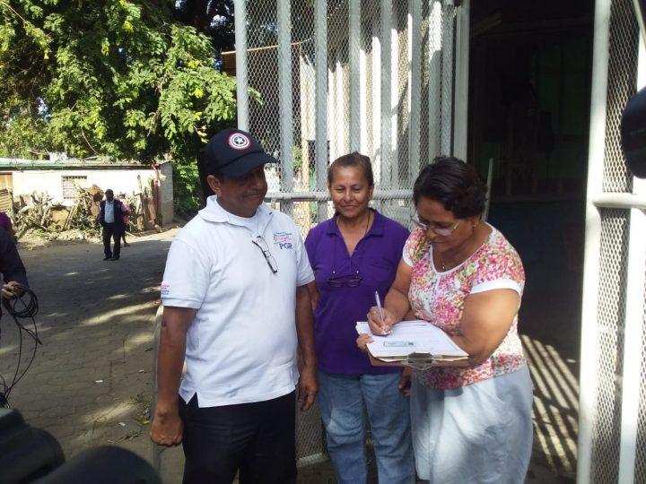 Gobierno garantiza la seguridad jurídica a familias de Managua