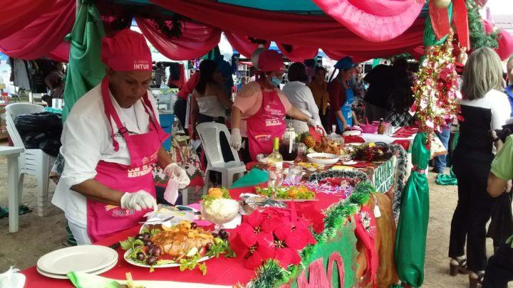 La cuchara de Chontales se destacó en el concurso de comidas navideñas