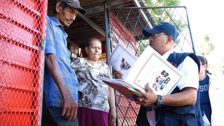 Más 3 mil protagonistas legalizan su propiedad en Nicaragua
