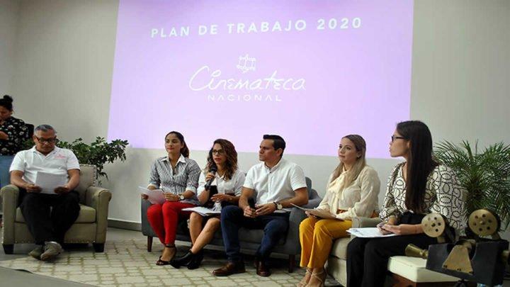 Cinemateca Nacional fortalecerá la cultura en las artes audiovisuales