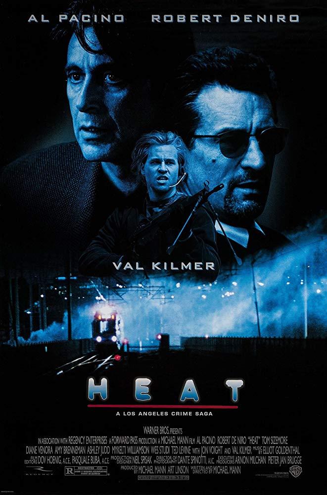 Martes de Adrenalina - Heat
